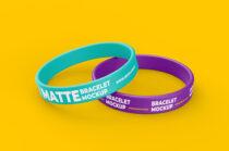 Bracelet free mockup